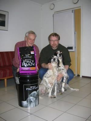 tidligerehunder-Jakthund i JFF